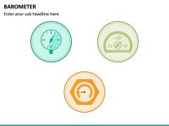 Barometer Icons PPT Slide 18