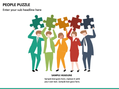 People Puzzle PPT Slide 24