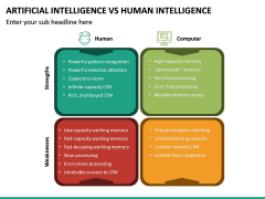 Artificial Vs Human Intelligence PPT Slide 11