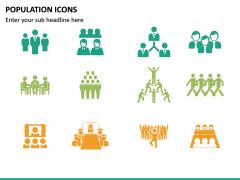 Population Icons PPT Slide 8