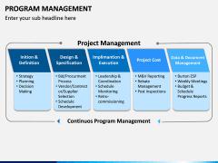 Program Management PPT Slide 12