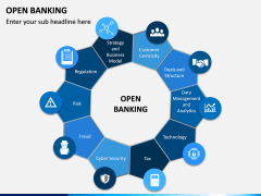 Open Banking PPT slide 1
