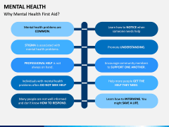 Mental Health PPT Slide 19
