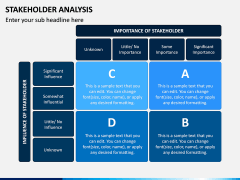 Stakeholder Analysis PPT Slide 7