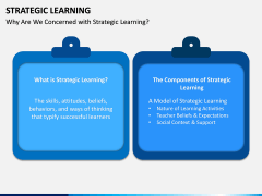 Strategic Learning PPT Slide 8