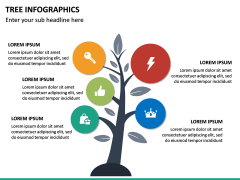 Tree Infographics PPT Slide 26