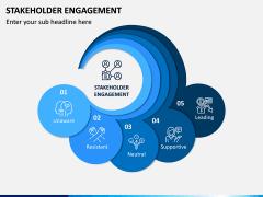 Stakeholder Engagement PPT Slide 1