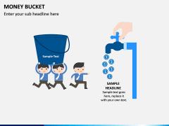 Money Bucket PPT Slide 4