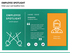 Employee Spotlight PPT Slide 23
