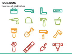 Tools Icons PPT Slide 8