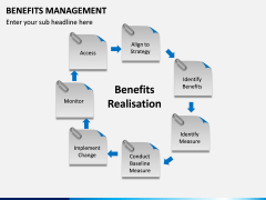 Benefits management PPT slide 7