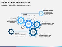 Productivity Management PPT Slide 7