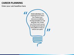 Career Planning PPT Slide 1