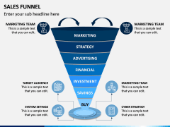 Sales Funnel PPT Slide 8