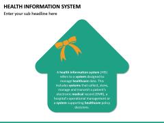 Health Information System PPT slide 15