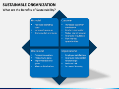Sustainable Organization PPT Slide 10