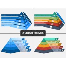 Marketing Pyramid PPT Cover Slide