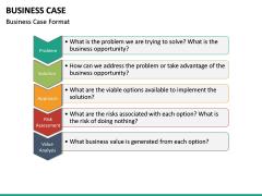 Business Case PPT slide 28