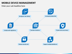 Mobile Device Management (MDM) PPT Slide 8