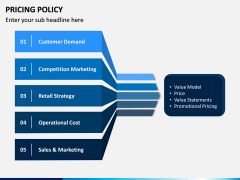 Pricing Policy PPT Slide 3