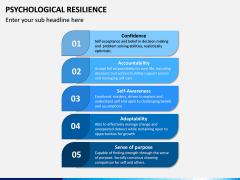 Psychological Resilience PPT Slide 9