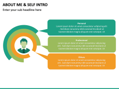 About Me / Self Intro PPT Slide 22