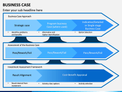 Business Case PPT slide 12