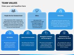 Team Values PPT Slide 10