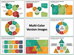 Governance, Risk and Compliance Multicolor Combined