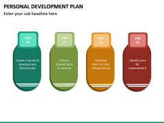 Personal Development Plan PPT Slide 45