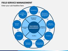 Field Service Management PPT Slide 1