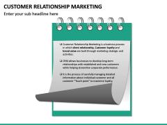 Customer Relationship Marketing PPT Slide 12
