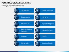 Psychological Resilience PPT Slide 5