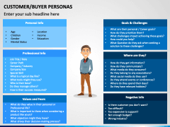 Buyer persona PPT slide 10
