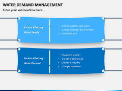 Water Demand Management PPT Slide 7