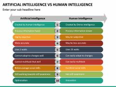 Artificial Vs Human Intelligence PPT Slide 12
