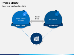Hybrid Cloud PPT Slide 3