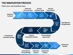 Innovation Process PPT Slide 7