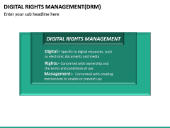 Digital Rights Management PPT Slide 16
