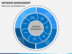 Metadata Management PPT slide 2