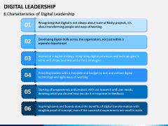 Digital Leadership PPT Slide 5