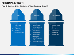 Personal Growth PPT Slide 18