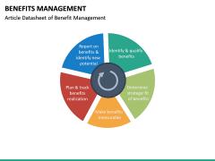 Benefits management PPT slide 25