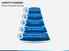 Capacity Planning PPT Slide 6