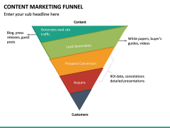 Content Marketing Funnel PPT Slide 19