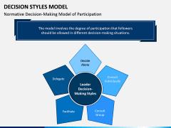 Decision Style Model PPT Slide 9