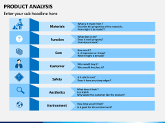 Product Analysis PPT Slide 9