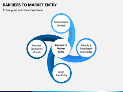 Barriers to Market Entry PPT Slide 7