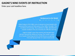 Gagne's Nine Events of Instruction PPT Slide 2