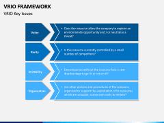 VRIO Framework PPT Slide 6
